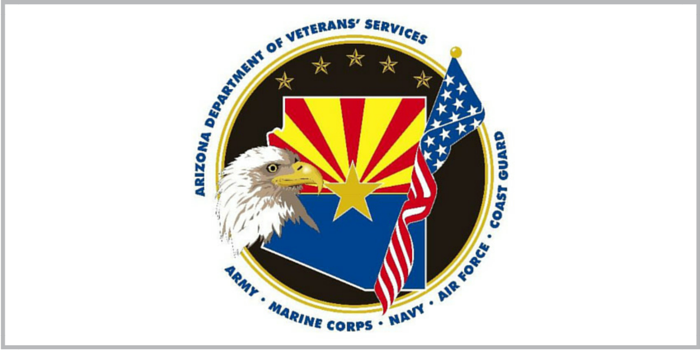 œFunded in part by the Arizona Department of Veterans