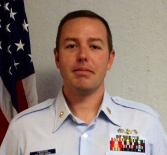 Chief Boatswain's Mate Ryan R. Parsons