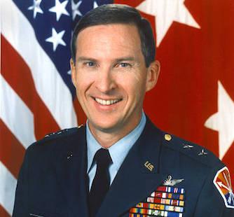 Major General David P Rataczak