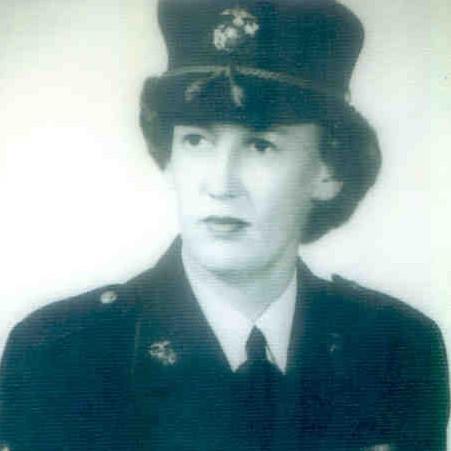 Lieutenant Colonel Jeanne Ann Botwright