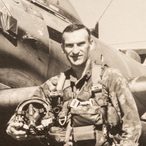 Lieutenant Colonel Richard E. Michaud