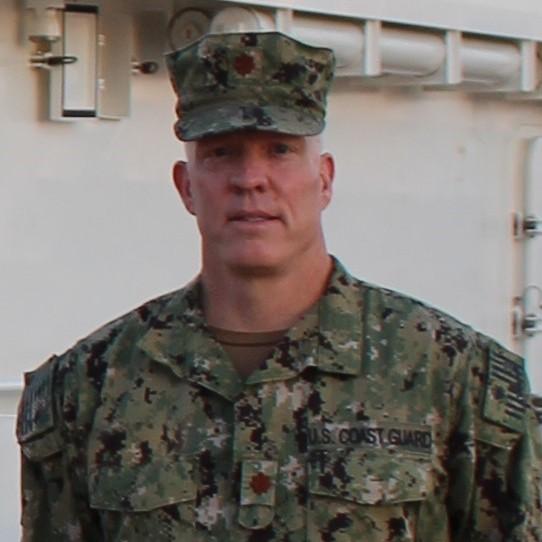 Lieutenant Commander Scott K. Savela