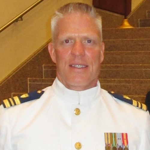Lieutenant Commander Scott K. Savela